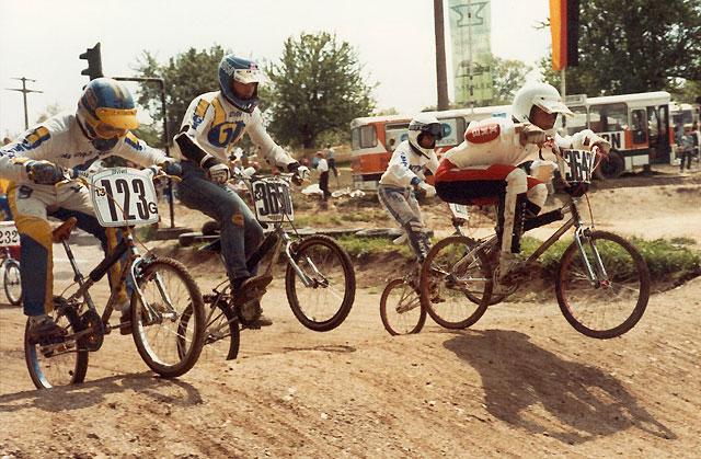Vintage Bmx Racing 26