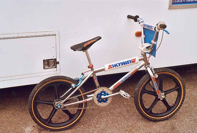 Skyway BMX Bikes http://www.bmx-museum.com/sites/bikes.html
